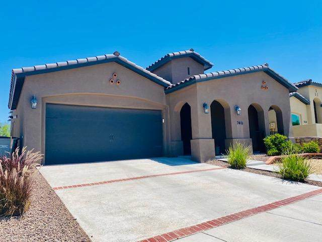 7413 Meadow Sage, El Paso, TX 79911 (MLS #829792) :: The Purple House Real Estate Group