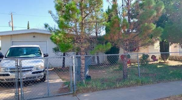 5609 Wadsworth Avenue, El Paso, TX 79924 (MLS #830172) :: Preferred Closing Specialists