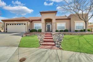 1408 Arrow Ridge Way, El Paso, TX 79912 (MLS #830183) :: Mario Ayala Real Estate Group