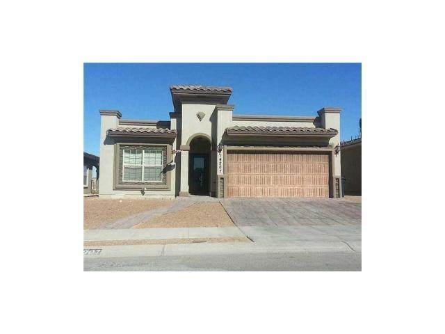 14207 Rattler Point Drive, El Paso, TX 79938 (MLS #830222) :: The Matt Rice Group