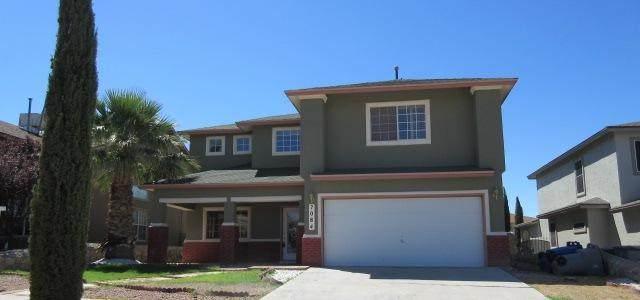 7084 Luz De Espejo Drive, El Paso, TX 79912 (MLS #830229) :: Preferred Closing Specialists