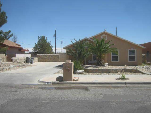 10042 Chick A Dee Street, El Paso, TX 79924 (MLS #830293) :: Preferred Closing Specialists