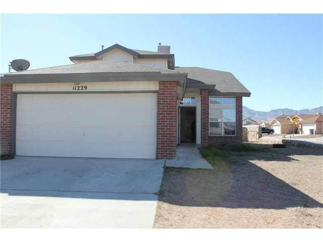 11229 Whitey Ford, El Paso, TX 79934 (MLS #831263) :: Jackie Stevens Real Estate Group brokered by eXp Realty