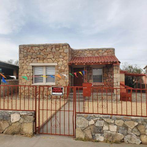 3815 Jefferson Avenue, El Paso, TX 79930 (MLS #831344) :: Preferred Closing Specialists
