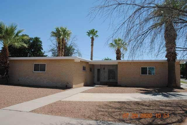 3200 Cornwall Road, El Paso, TX 79925 (MLS #831509) :: Preferred Closing Specialists