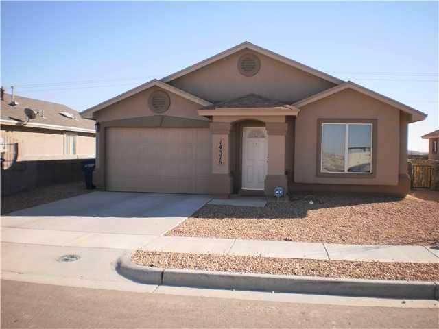 14376 Jacinto Ramos Avenue, El Paso, TX 79938 (MLS #831520) :: Mario Ayala Real Estate Group