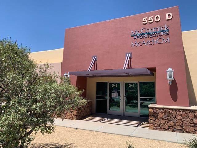 550 S Mesa Hills D-1 & D-2, El Paso, TX 79912 (MLS #832020) :: The Matt Rice Group