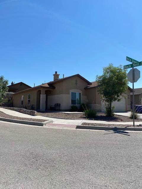 6900 Inca Dove, El Paso, TX 79911 (MLS #832274) :: Preferred Closing Specialists
