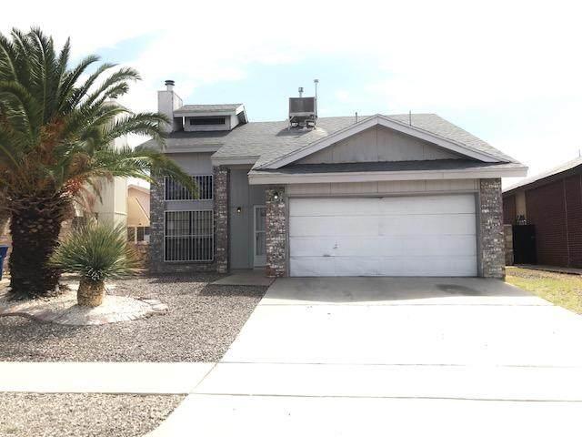 1108 Chiricahua Drive, El Paso, TX 79912 (MLS #832283) :: Preferred Closing Specialists