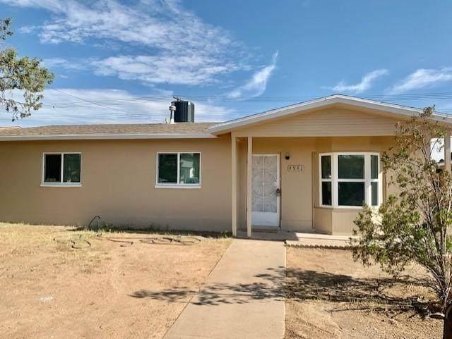 4941 Guadalupe Drive, El Paso, TX 79904 (MLS #832290) :: The Matt Rice Group