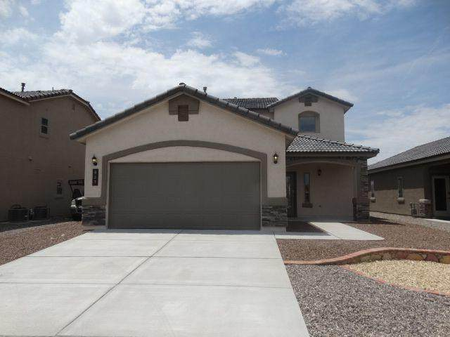 11563 Leonor Duran Street, El Paso, TX 79927 (MLS #832430) :: Preferred Closing Specialists