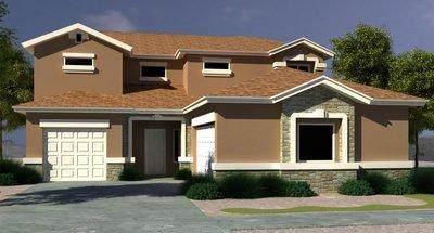 944 Abe Goldberg Drive, El Paso, TX 79932 (MLS #832898) :: The Matt Rice Group