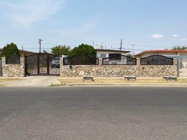 437 Mccarthy Avenue, El Paso, TX 79915 (MLS #832974) :: The Matt Rice Group
