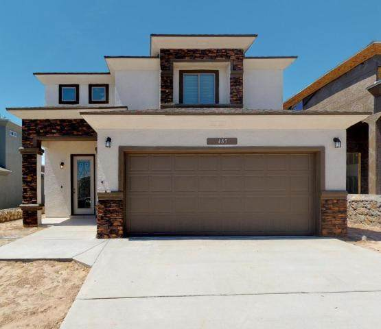 989 White River Pl, El Paso, TX 79932 (MLS #833086) :: The Purple House Real Estate Group