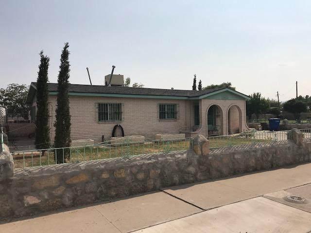 5812 Delta Drive, El Paso, TX 79905 (MLS #833285) :: Preferred Closing Specialists