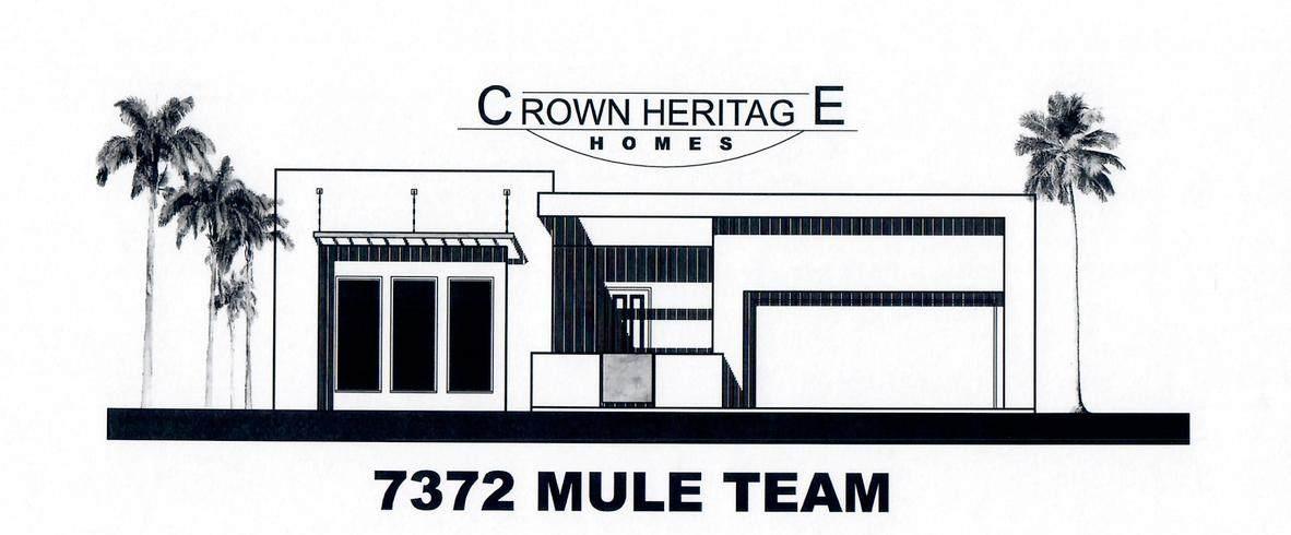 7372 Mule Team Drive - Photo 1