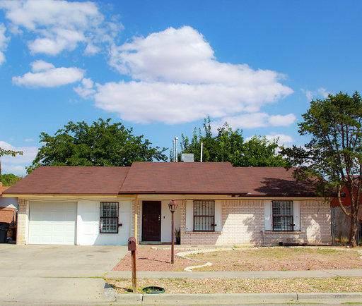 1724 Jerry Abbott Street, El Paso, TX 79936 (MLS #834308) :: Preferred Closing Specialists