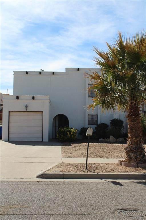 10910 Highwood Way, El Paso, TX 79936 (MLS #834490) :: Preferred Closing Specialists