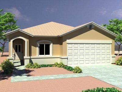 238 Notts Way, El Paso, TX 79928 (MLS #834581) :: Jackie Stevens Real Estate Group brokered by eXp Realty