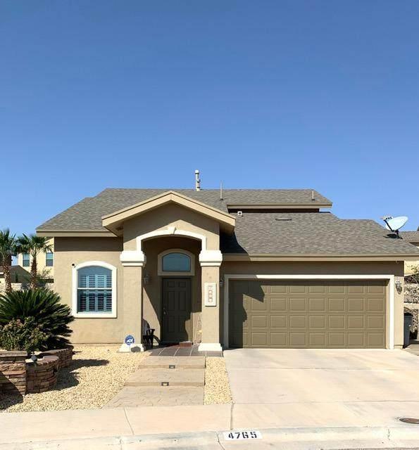 4765 Hugo Reyes Drive, El Paso, TX 79938 (MLS #835057) :: Jackie Stevens Real Estate Group brokered by eXp Realty