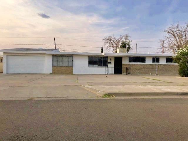 9513 Verbena Drive, El Paso, TX 79924 (MLS #835327) :: Jackie Stevens Real Estate Group brokered by eXp Realty