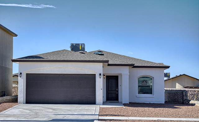 228 Epsom Drive, El Paso, TX 79928 (MLS #835388) :: The Purple House Real Estate Group