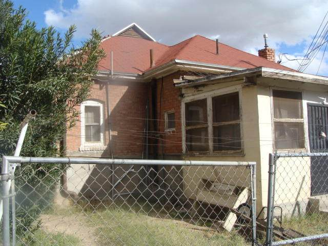 613 N St Vrain Street B, El Paso, TX 79902 (MLS #835880) :: The Purple House Real Estate Group