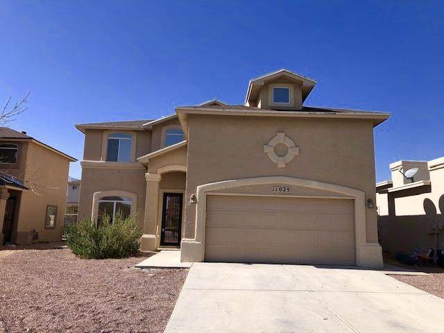 11025 Bullseye Street, El Paso, TX 79934 (MLS #836046) :: Preferred Closing Specialists
