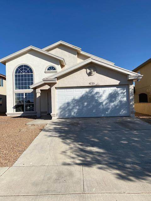 5725 David M. Brown Court, El Paso, TX 79934 (MLS #836060) :: Jackie Stevens Real Estate Group brokered by eXp Realty