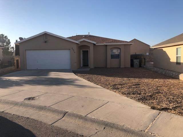 6020 Honeybee Court, El Paso, TX 79924 (MLS #836090) :: Mario Ayala Real Estate Group
