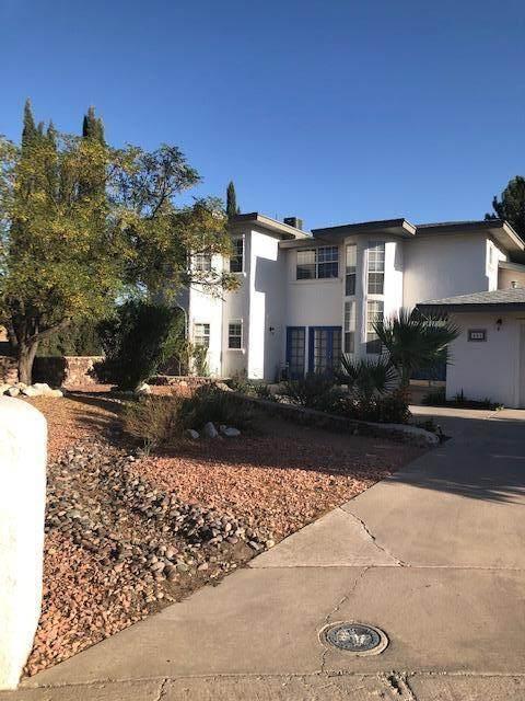 453 Oak Tree Court, El Paso, TX 79932 (MLS #836144) :: The Matt Rice Group