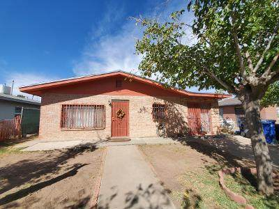 217 Teakwood Road, El Paso, TX 79915 (MLS #836161) :: The Purple House Real Estate Group