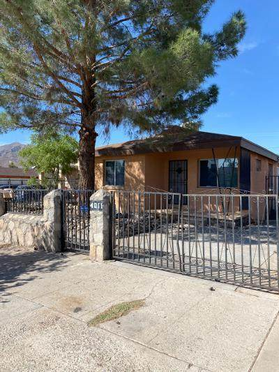 4011 La Luz Avenue S, El Paso, TX 79903 (MLS #836228) :: Preferred Closing Specialists