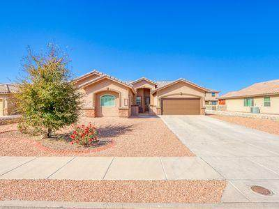 5605 Valley Oak Drive, El Paso, TX 79932 (MLS #836230) :: Preferred Closing Specialists