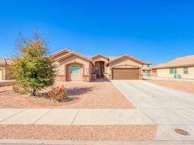 5605 Valley Oak Drive, El Paso, TX 79932 (MLS #836230) :: The Purple House Real Estate Group