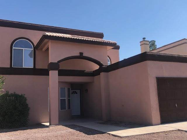 6104 Pecan Park Place, El Paso, TX 79932 (MLS #836345) :: Preferred Closing Specialists