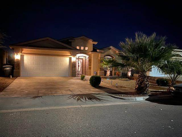 12981 Birds View Circle, El Paso, TX 79938 (MLS #837447) :: The Matt Rice Group