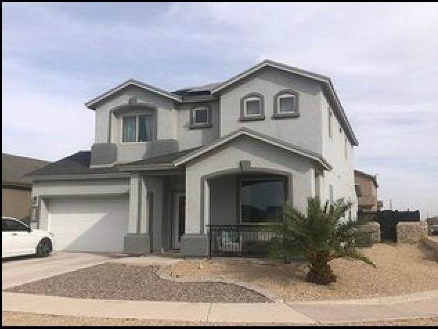1000 Bleriot Place, El Paso, TX 79928 (MLS #837620) :: Jackie Stevens Real Estate Group brokered by eXp Realty