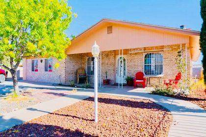 1570 Gene Torres Drive, El Paso, TX 79936 (MLS #837784) :: The Purple House Real Estate Group