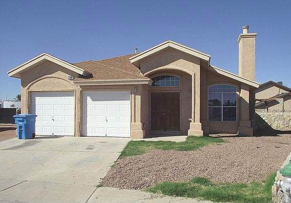 440 Valle Liso Lane, Socorro, TX 79927 (MLS #838234) :: The Purple House Real Estate Group