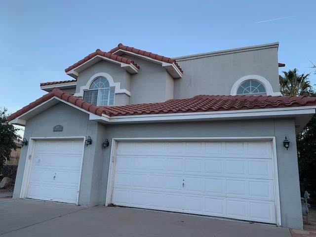 1127 Eagle Ridge, El Paso, TX 79912 (MLS #839380) :: Preferred Closing Specialists