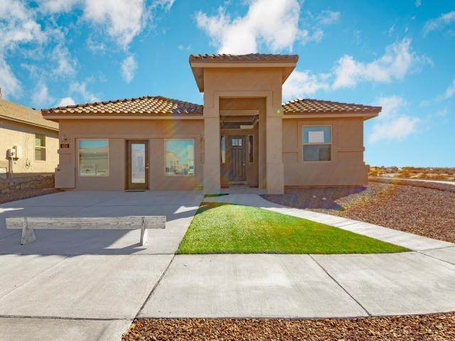 12820 Garden Ridge, El Paso, TX 79928 (MLS #839502) :: The Purple House Real Estate Group
