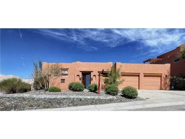 1025 Calle Parque Drive, El Paso, TX 79912 (MLS #839619) :: Preferred Closing Specialists