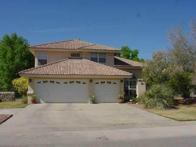 601 Shadow Willow Drive, El Paso, TX 79932 (MLS #839676) :: Preferred Closing Specialists