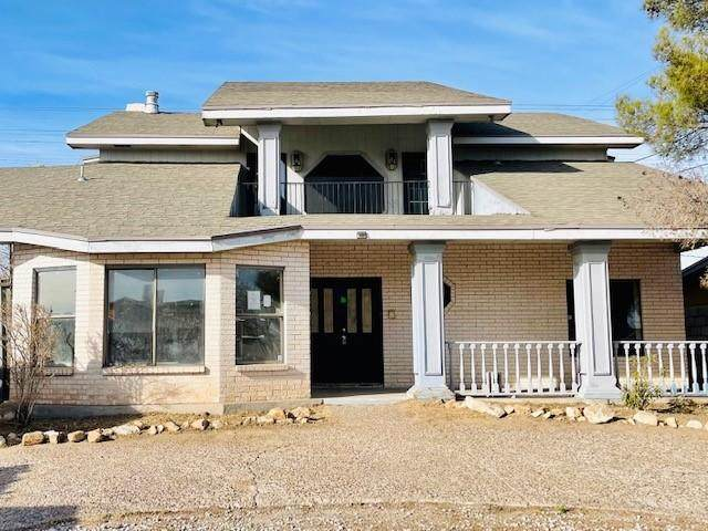 1143 N Clark Drive, El Paso, TX 79905 (MLS #839723) :: Preferred Closing Specialists
