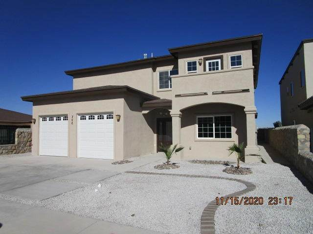 300 Via Cumbre Linda Circle, El Paso, TX 79928 (MLS #839736) :: Jackie Stevens Real Estate Group brokered by eXp Realty