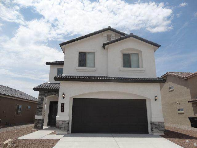 11567 Leonor Duran Street, El Paso, TX 79927 (MLS #839902) :: Preferred Closing Specialists
