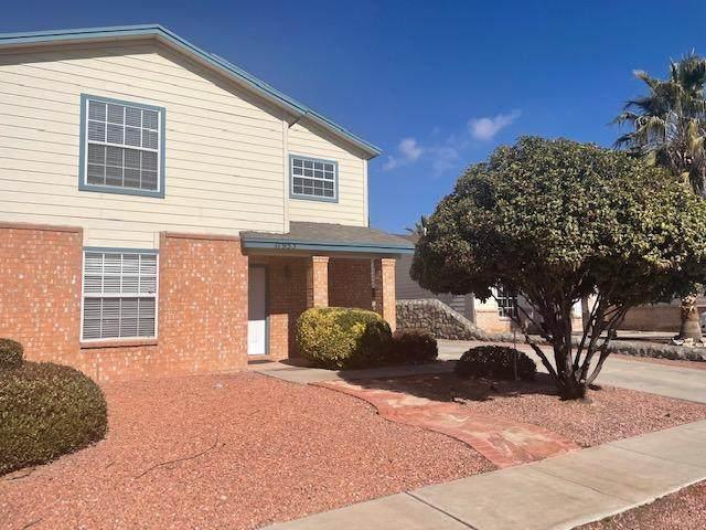 11953 Banner Crest Drive, El Paso, TX 79936 (MLS #839955) :: Preferred Closing Specialists