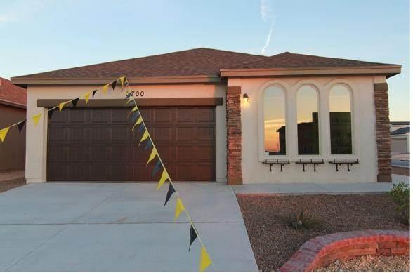 14745 Tierra Mirage Avenue, El Paso, TX 79938 (MLS #839977) :: The Purple House Real Estate Group