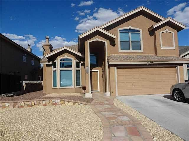 11216 Northview, El Paso, TX 79934 (MLS #840029) :: Preferred Closing Specialists